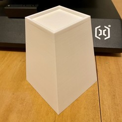 Wyze Cam Stand 1.jpg Télécharger fichier SCAD gratuit Stand Wyze Cam • Plan imprimable en 3D, jmthayer