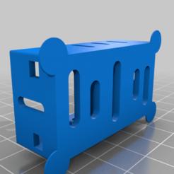 xc4514_case_bottom.png Télécharger fichier STL gratuit Boîtier de module abaissable réglable DC-DC (Jaycar XC-4515) • Objet imprimable en 3D, akjmphoto