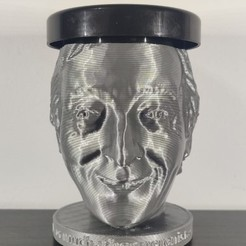 WhatsApp Image 2020-04-29 at 00.07.12 (3).jpeg Download free STL file Mate Nestor Kirchner • 3D printing template, Codigo3D