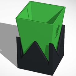 Screenshot_2020-10-17 Macetero Base Tinkercad.png Descargar archivo STL Macetero Con Base • Plan para imprimir en 3D, eldetonador1920