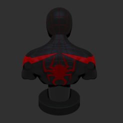 2.PNG Download STL file Miles Morales • 3D printer model, iandiazvilches