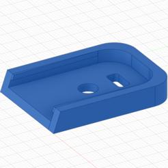 baseplate.PNG Download STL file GLOCK 17/18 WE/TM Baseplate • 3D printing object, jodidoclue