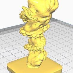 Télécharger fichier STL gratuit Serpent - Dragon Porte-crayon • Objet pour impression 3D, mirecekbrnak58