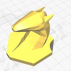 horr.JPG Download STL file LOW POLY HORSE HEAD TROPHY • Object to 3D print, Aboutexodma
