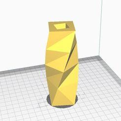 vaseee.JPG Download STL file Vase modern spiral • Object to 3D print, Aboutexodma