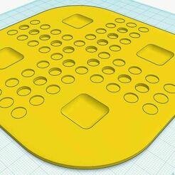 asdsad.JPG Download STL file Ludo board game for 2 - 4 players • 3D print model, Aboutexodma