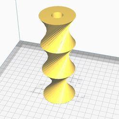 erte.JPG Download STL file Cylinder Vase • 3D printing object, Aboutexodma