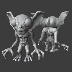 Descargar modelo 3D DUENDE DE HOPKINSVILLE, sebastianwoszczyk