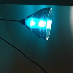 IMG_0960.JPG Download STL file Suspended Lamp IV3D • 3D print object, IV3D
