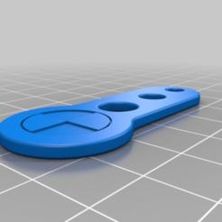 aff87fb6f1efdef09a94c4e64e97f0a4.png Télécharger fichier STL gratuit Jeton de caddie (1 Euro) • Modèle pour impression 3D, Aerotronic