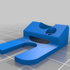 Download free 3D printing templates Anti wobble Z Axis for Geeetech I3 Pro B, Aerotronic