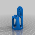 Download free STL file CR-10 S X axis Tensioner (Tendeur de courroie Axe des X) • 3D printer model, Aerotronic