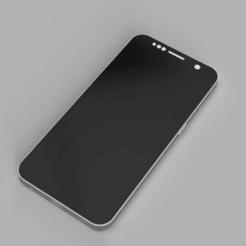 Download free 3D printing designs Galaxy S7 Samsung model / Modèle du Galaxy S7 Samsung, Aerotronic