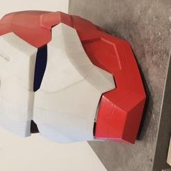 Download free STL file Iron Patriot Helmet (Iron Man) • 3D print object, mgced
