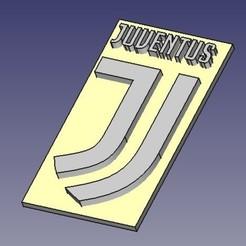 juvejpg.jpg Download free STL file juventus logo • 3D print design, franz77