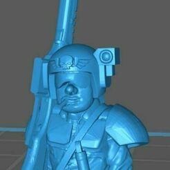 Rat Spook.JPG Télécharger fichier STL gratuit Sniper hobbit • Plan pour imprimante 3D, jeffwrbelis