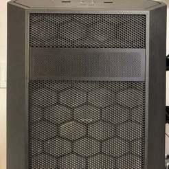 FD7DC67C-2003-481B-A922-2ADA75BD40BB.jpeg Télécharger fichier 3MF gratuit Panneau de couverture de la baie de drive de 5,25 pouces • Objet à imprimer en 3D, Xuis