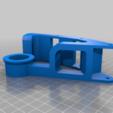 Rear_frame_R.png Télécharger fichier STL gratuit Snow Tracks à l'échelle 1:8 All Terrain Traxx pour les voitures RC • Design imprimable en 3D, alihoshyar89