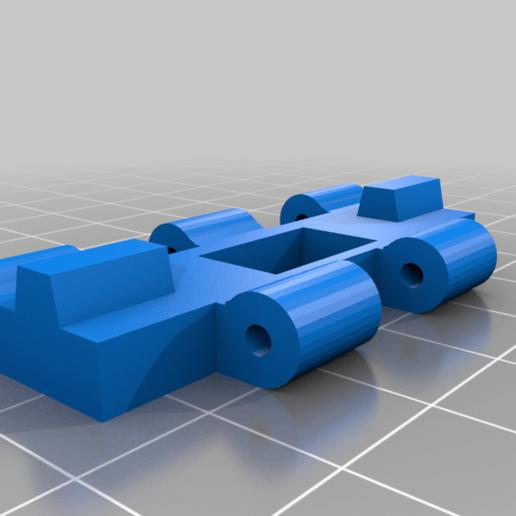 track.png Télécharger fichier STL gratuit Snow Tracks à l'échelle 1:8 All Terrain Traxx pour les voitures RC • Design imprimable en 3D, alihoshyar89