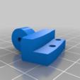 back_L_uper_shock_mount.png Télécharger fichier STL gratuit Snow Tracks à l'échelle 1:8 All Terrain Traxx pour les voitures RC • Design imprimable en 3D, alihoshyar89