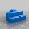 back_R_uper_shock_mount.png Télécharger fichier STL gratuit Snow Tracks à l'échelle 1:8 All Terrain Traxx pour les voitures RC • Design imprimable en 3D, alihoshyar89