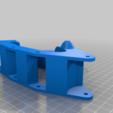 Front_L_frame.png Télécharger fichier STL gratuit Snow Tracks à l'échelle 1:8 All Terrain Traxx pour les voitures RC • Design imprimable en 3D, alihoshyar89