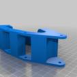 Rear_frame_L.png Télécharger fichier STL gratuit Snow Tracks à l'échelle 1:8 All Terrain Traxx pour les voitures RC • Design imprimable en 3D, alihoshyar89