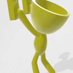 33MACPARED16CM.png Download STL file ROBERT PLANT • 3D printing object, DANEST