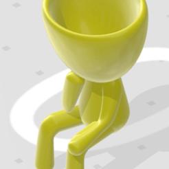 22vaso11.png Download STL file ROBERT PLANT • 3D printing object, DANEST