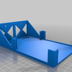 Download free 3D printer templates Amplifi HD Wall Mount, Bearlord