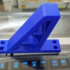 front.jpg Download free STL file Universal heavy duty wall hook - industrial look • 3D printer design, Bearlord