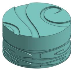 2020-11-25.png Download free STL file Threaded box • 3D printing model, sandradelsolr