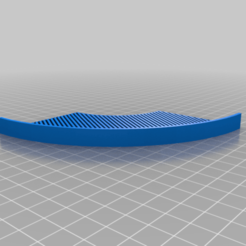 Download free 3D printer templates RASA 8 bahtinov mask for small printers (4pieces), johnnyolivares94
