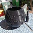 Download free STL file Uncle Baseball Mug • Template to 3D print, gs97430