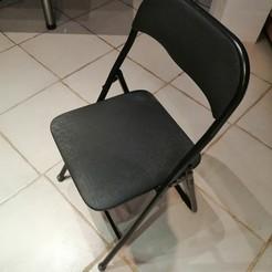 IMG_20201104_072904.jpg Download free STL file Protective cap for a folding chair • 3D printer template, Uruma