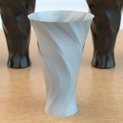 Vase_05-2.jpg Download STL file Polygon Vase 05 • 3D printable design, anncao