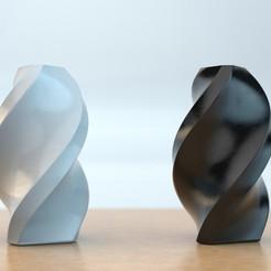 Vase_10-2.jpg Download STL file Polygon Vase 01 • Model to 3D print, anncao