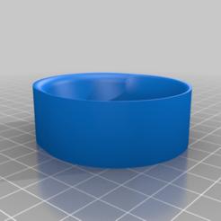 Descargar Modelos 3D para imprimir gratis TM33-8012 Adaptador de entrada para el maletero de la caja de aire DR350SE, Exoskeletal