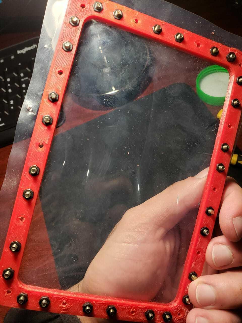 Télécharger fichier STL Photon Mono FEP Anycubic • Plan imprimable en 3D, yorshot69
