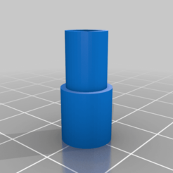 CheckerPegB.png Download free STL file Travel Checkers game (reupload) • 3D printing object, SmileyPrinter