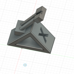 Bungee v1.png Download STL file bungee • 3D print template, mateofontaine7