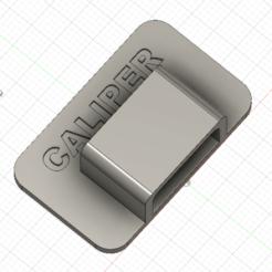 caliper5.png Download free STL file Tacklife 150mm Digital Caliper • 3D printable template, jnsy