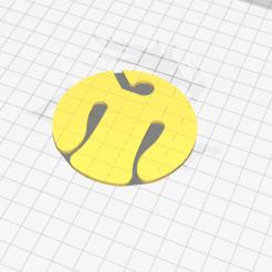 04.png Télécharger fichier STL gratuit Pince à chaussette • Plan à imprimer en 3D, DarkJericho