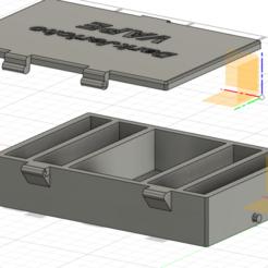 00.png Télécharger fichier STL gratuit Boite de rangement • Objet pour imprimante 3D, DarkJericho