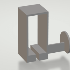2020-08-23 16_52_49-Window.png Download free STL file Random Towel Holder • 3D printing model, rushtond