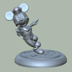 q.jpg Télécharger fichier STL MORTY STORMTROOPER • Plan à imprimer en 3D, alessiatrombetta