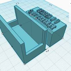 "Download free 3D printing models Stamp -> ""U R AWESOME, PERFECT 10 ;)"", Maker4D"