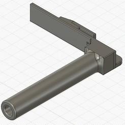Borocopio pediatrico.jpg Download STL file Pediatric Video Boroscope Holder • 3D printing model, Maker4D