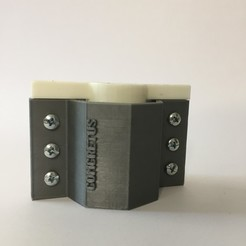 IMG-8527.JPG Télécharger fichier STL Moule à pot en béton • Plan imprimable en 3D, Pipes32