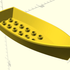 duplo-boat.png Download free STL file Duplo Boat • 3D printable object, wsvenny